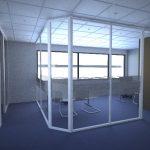 bureaux à Biot - mobilier